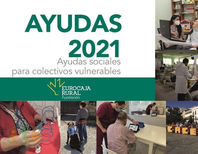 ATAFES Salud Mental Talavera recibe ayuda de Fundacion Eurocaja Rural