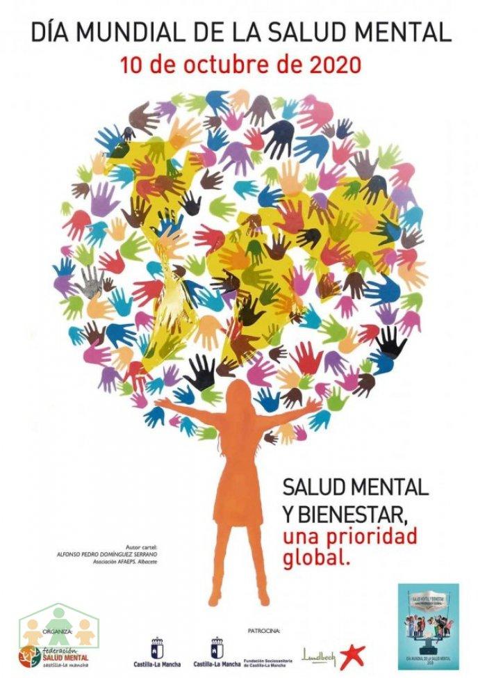 Celebración del DÍA MUNDIAL DE LA SALUD MENTAL EN CASTILLA LA MANCHA