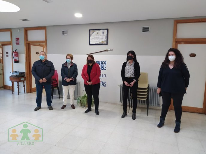CONDOLENCIAS DE Dª TITA GARCÍA ÉLEZ, ALCALDESA DE TALAVERA DE LA REINA