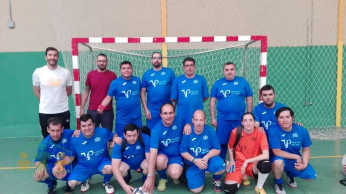 Fase Final Liga Regional de Fútbol Sala Manchagol. FSCLM