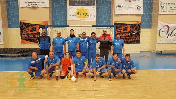 "Mal comienzo en la 2ª Liga de Fútbol Sala FSCLM ""Manchagol"""