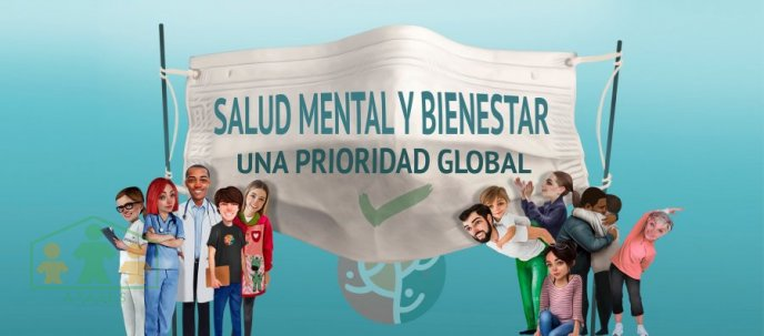 ATAFES CELEBRA EL DIA MUNDIAL DE LA SALUD MENTAL EN INTERNET