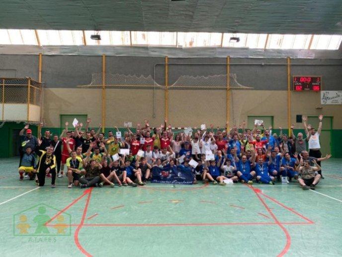 ATAFES participa en Fase Final Liga Regional de Fútbol Sala