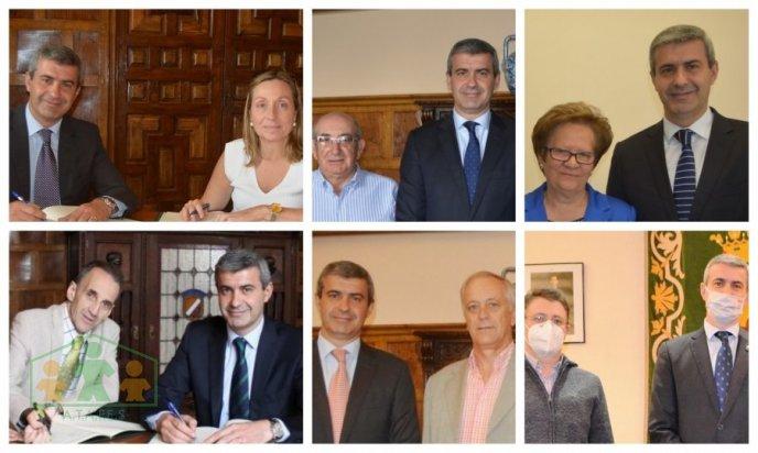 ATAFES recibe la financiación de la Diputació de Toledo