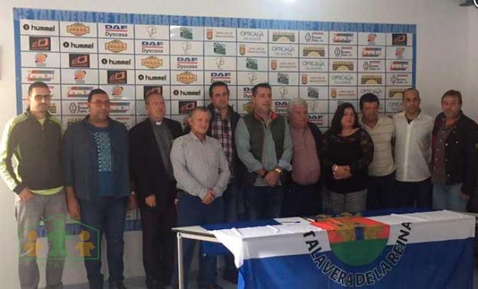 El proyecto 'CF Talavera Integra' apoyará a las asociaciones
