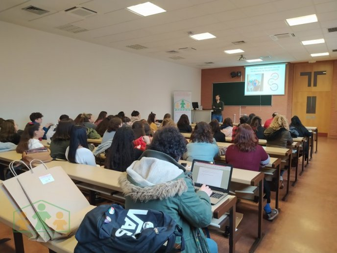 Noticia Inauguracion Curso de Voluntariado y Salud Mental