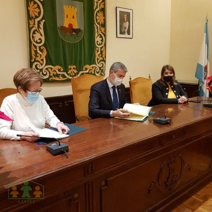 Noticias Colaboracion Diputacion de Toledo con ATAFES