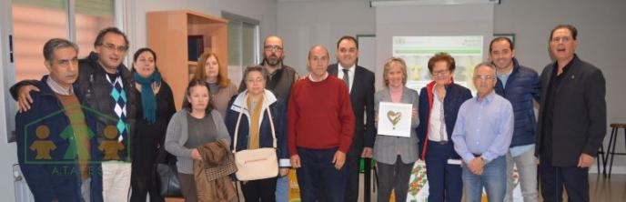 Presentada la Gala de la Asociación A.T.AF.E.S de Talavera